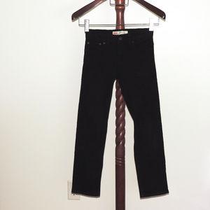 Boy's Levi's 511 Slim black denim jeans